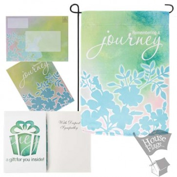 Sympathy Garden Flag (EverGreetings Set)