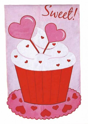 Sweet Treat Garden Flag