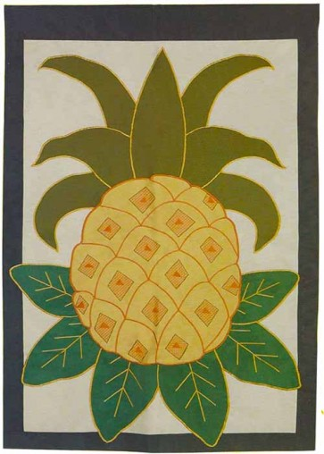 Grand Pineapple House Flag