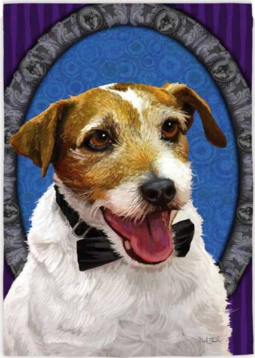 Jack Russel   House Flag