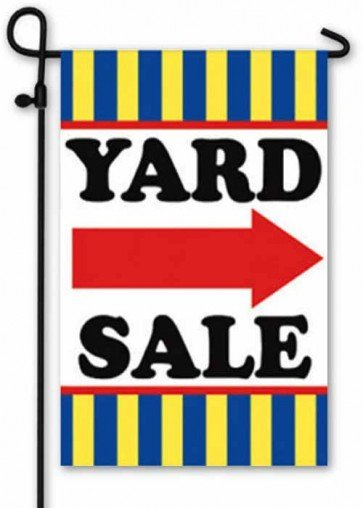 Yard Sale Kit   (Comes with Minipole)