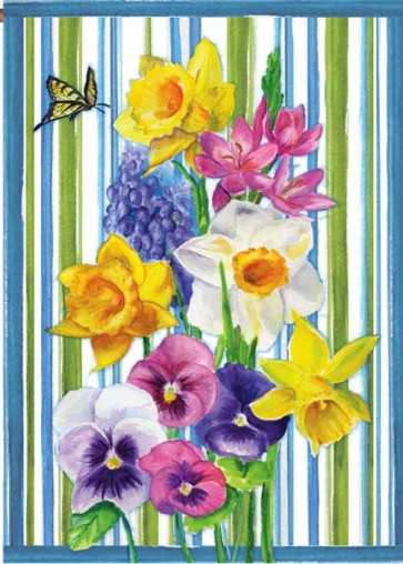 Spring Bouquet    House Flag