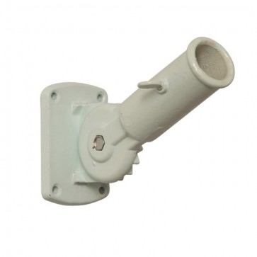 Adjustable Bracket  Aluminum  White