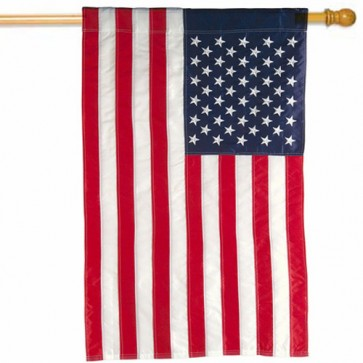 American Flag House Size