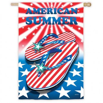American Summer House Flag