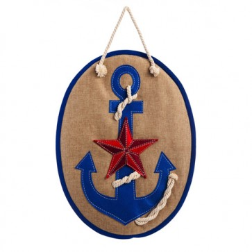 Anchors Ahoy Door Hanger