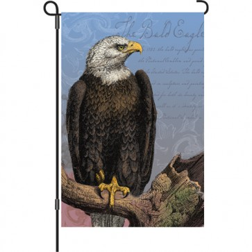 Bald Eagle   Garden Flag