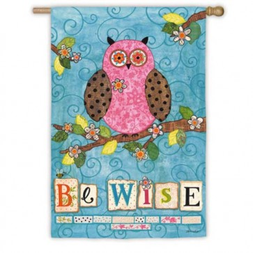 Be Wise House Flag
