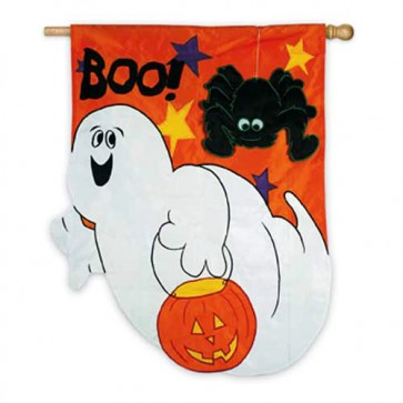 Boo Buds House Flag