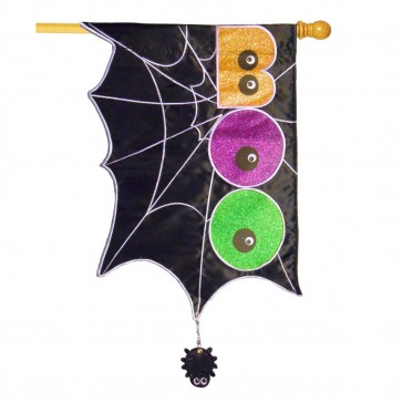 Boo Web House Flag