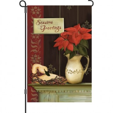 Celebrate the Season Garden Flag