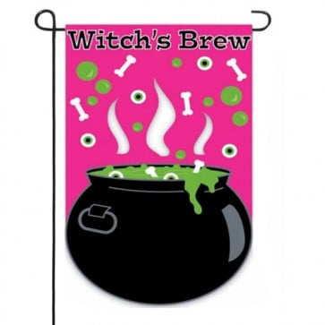 Witches Brew     Garden Flag