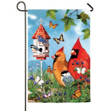 Endless Summer Garden Flag