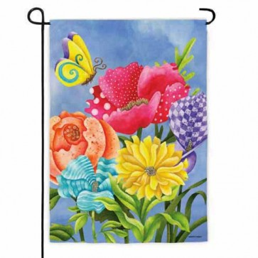 Floral Bundle Garden Flag