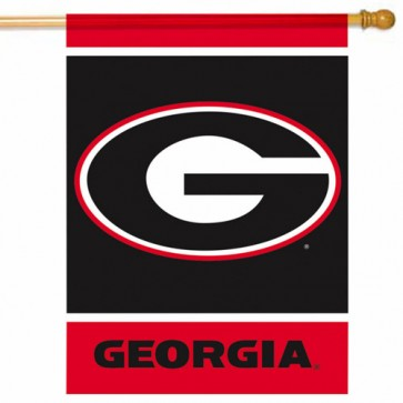 University of Georgia House Flag