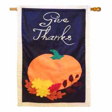 Give Thanks House flag