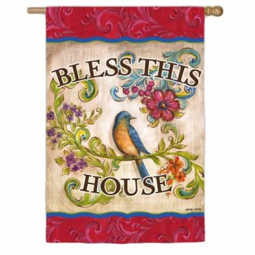 Glorious Blessings House Flag