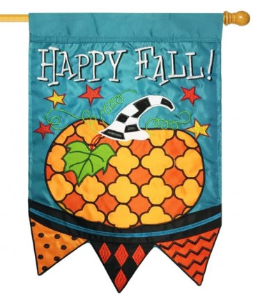 Happy Fall Patterns House Fla