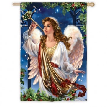 Herald Angel House Flag