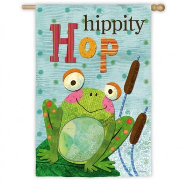 Hippity Hop  House Flag