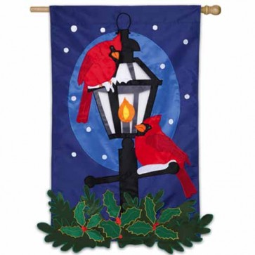 Holiday Lamplight  House flag