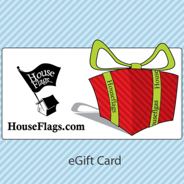 Gift Certificate........  Having a Hard Time Picking out the Perfect Flag for Someone?  ...From $10.00