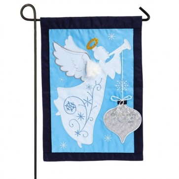 Joyful Christmas Garden Flag