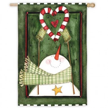 Joyful Heart House Flag