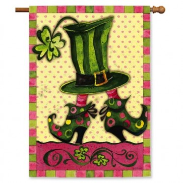 Lady Leprechaun    House Flag
