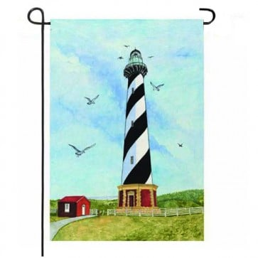 Lighthouse Garden Flag
