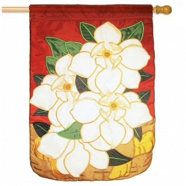 Magnolias House Flag