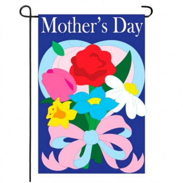 Mother's Day Garden Flag
