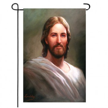 Our Savior Garden Flag