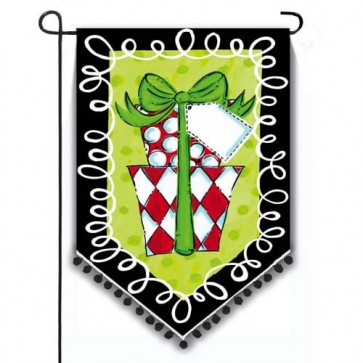 Polka Dot Presents Garden Flag