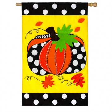 Pumpkin House Flag