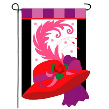 Red Hat Garden flag