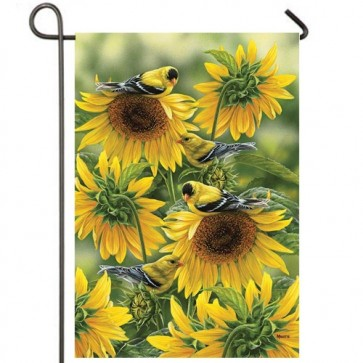 Summer Beauties Garden Flag