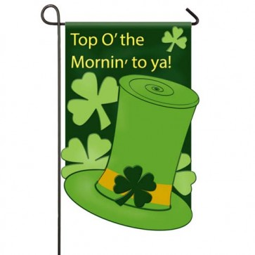 Top of The Mornin Garden Flag