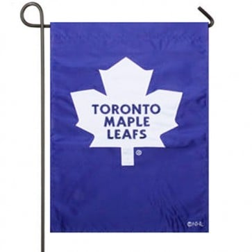 Toronto Maple Leafs Hockey Garden Flag