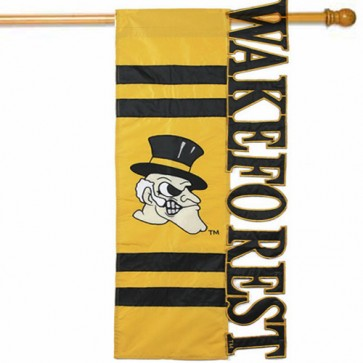 Wake Forest Demon Deacons College House Flag