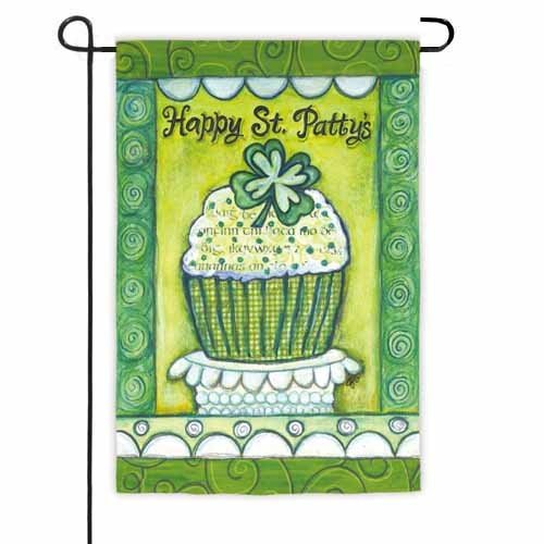 Happy St Patricks Day Garden Flag Garden Flags On Sale