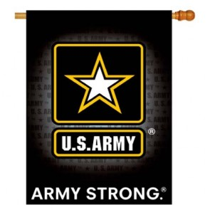 U.S Army House Flag