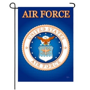 Air Force Garden Flag