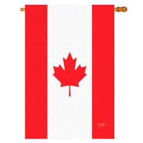 Canadian House Flag