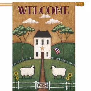 Folk House  House Flag