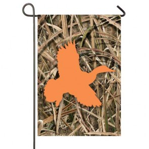 Mossy Oak Duck Garden Flag