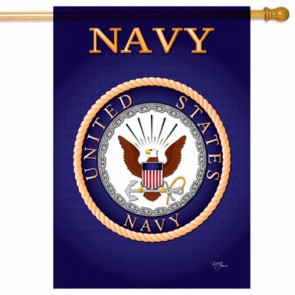 Navy House Flag