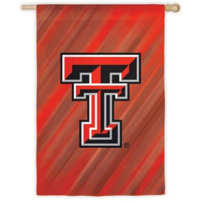 Texas Tech College House Flag